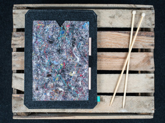 Gopher Hamdmade Felt Sleeve for 8-10 inch Tablets