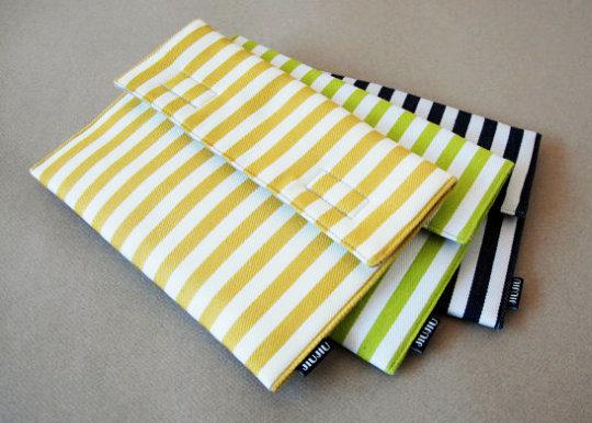 Jiu Jiu Striped Colorful Sleeve for Amazon Fire 7