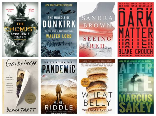 Kindle 10th Anniversary Deals - save up to 85% on 100 top Kindle bestsellers