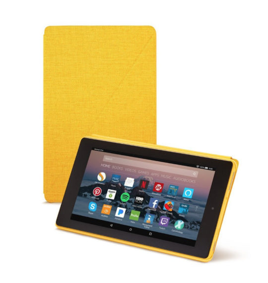 Official Case Cove for Amazon Kindle Fire 7 (7th-generation)
