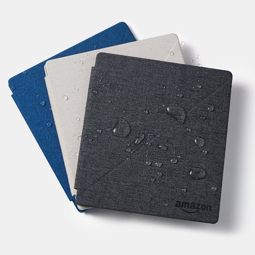Original case covers for Amazon Kindle Oasis 2017 are water-safe