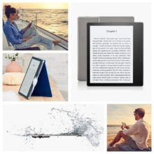 The waterproof Amazon Kindle Oasis 2 (2017 release) second-generation