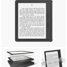 Waterproof case for 1st-generation Kindle Oasis 2016 meets IP67 water resistance rating