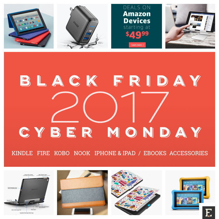 Explore All The Best Black Friday 2017 IPad, Kindle, And