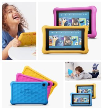 Amazon Fire Kids Edition deal - buy two and save $50
