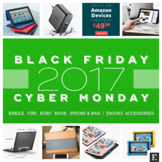 Best tech deals for Cyber Monday 2017 - Amazon Fire, Kindle, Apple iPad - devices, cases, accessories, and more