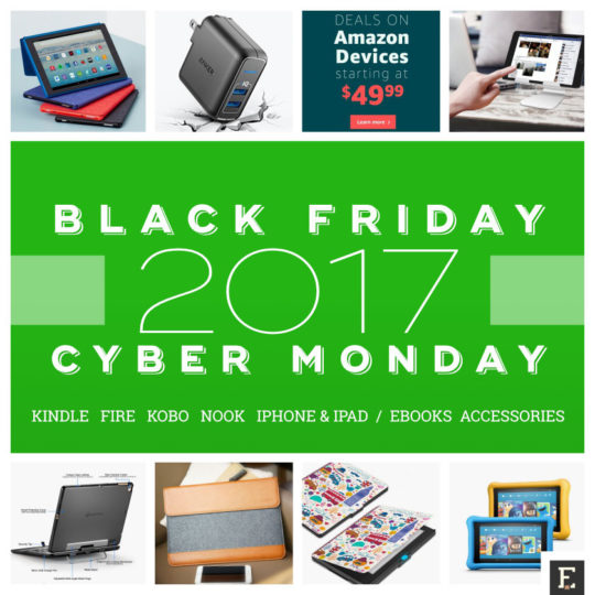 Explore over 100 best cyber monday 2017 ipad kindle and fire deals fandeluxe Image collections