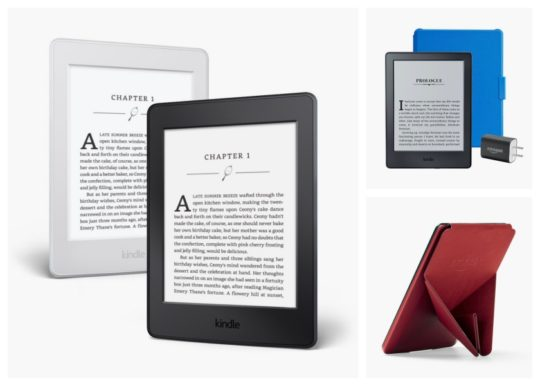 Current 2017 Cyber Monday sale - Kindle Paperwhite plus other e-readers and bundles