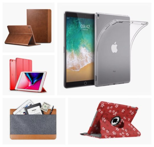 Cyber Monday 2017 deals on iPad cases and sleeves - Amazon, eBay, Etsy, Best Buy, more
