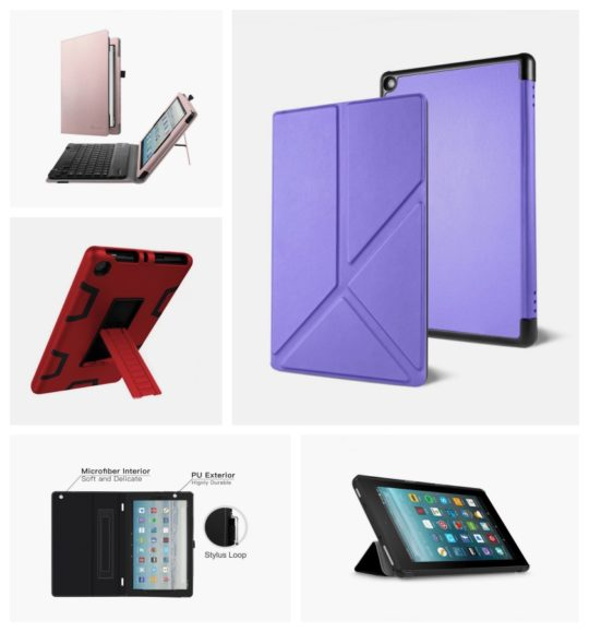 Cyber Monday 2017 deals price cuts - Amazon Fire tablet case covers