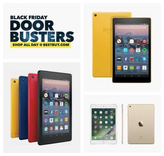 Cyber Monday 2017 on Best Buy - Kindle, Fire, iPad - devices and accessories
