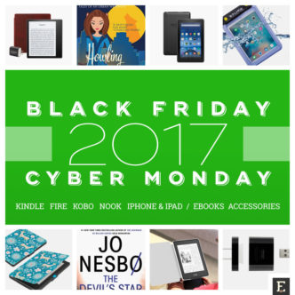 Early Black Friday 2017 deals for Kindle, Fire, iPad, and other tech gadgets