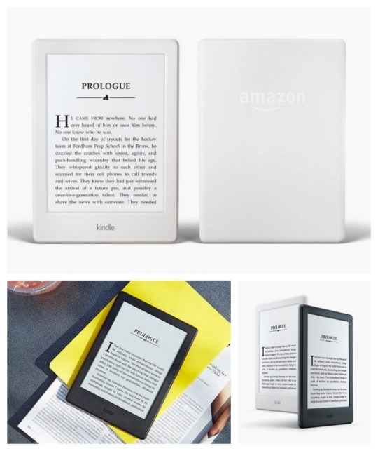 Kindle 8th-generation is launched on July 7, 2016