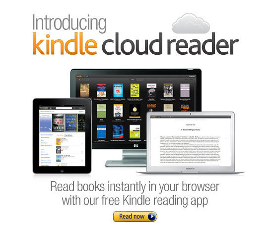 Kindle Cloud Reader was introduced in August 2011