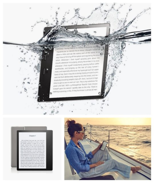 Kindle Oasis 2 started shipping on October 31, 2017