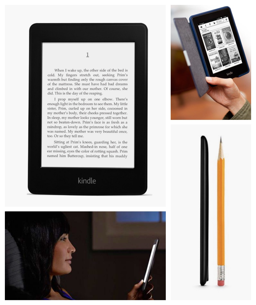 Kindle Paperwhite 1 starts shipping in October 2012