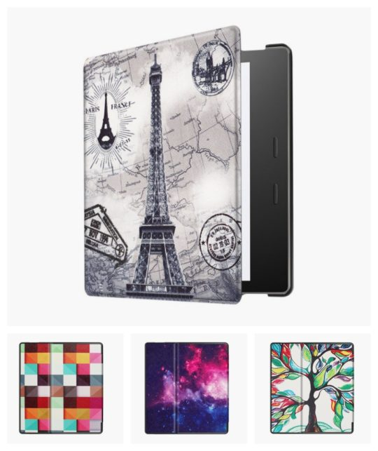 Case covers for Kindle Oasis 2 that you might have missed