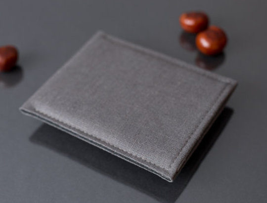 Tasha Two Linen Sleeve for second-generation Kindle Oasis 2017