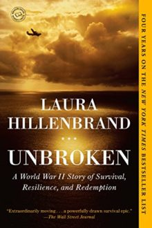 Unbroken - Laura Hillenbrand - Cyber Monday 2017 Kindle Daily Deal