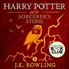 Audible version of Harry Potter and the Sorcerer's Stone was the most listened to audiobook on Alexa devices in 2017