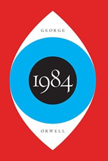 Best Kindle books of 2017 - 1984 - George Orwell