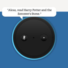 Harry Potter and the Sorcerer's Stone is the most listened to book on Alexa devices in 2017