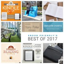 Kindle oasis 2 things you should know before buying it best of 2017 our most popular articles lists and guides this year fandeluxe Image collections
