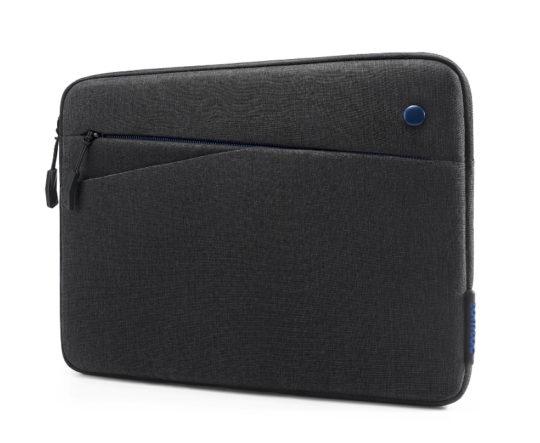 Tomtoc iPad Pro 10.5 sleeve - Black