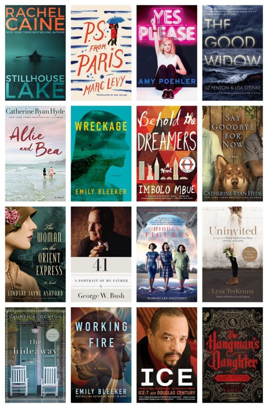 Year-end 2017 Kindle deals - memoirs, nonfiction, business, cookbooks