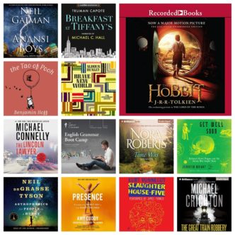 Amazon offers almost 200 former Audible Daily Deals at prices reduced by even 90% - the deal ends on January 28, 2018