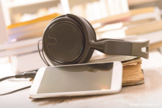 Audiobooks are now available in Google Play Store for users of Android and iOS devices, as well as Google Home speakers and online