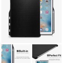 Khomo Slim Shell Case for iPad Pro 10.5 and 12.9