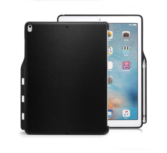 Khomo case is compatible with Apple iPad Pro with Smart Cover or Smart Keyboard