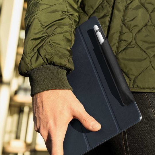 Pencil Snap is a smart standalone Apple Pencil holster