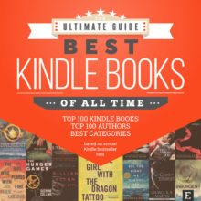 The best Kindle books of all time - the ultimate list