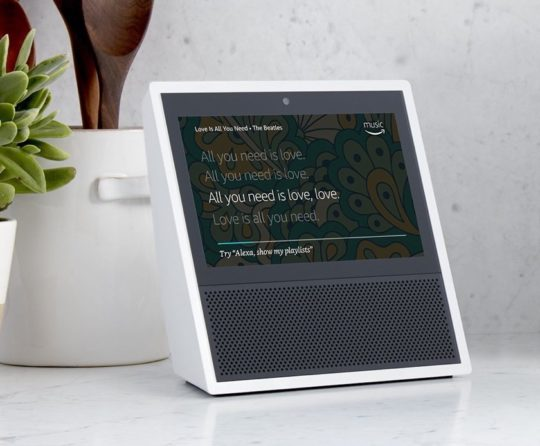 Amazon is offering Echo smart speakers at reduced prices for Valentine's Day 2018