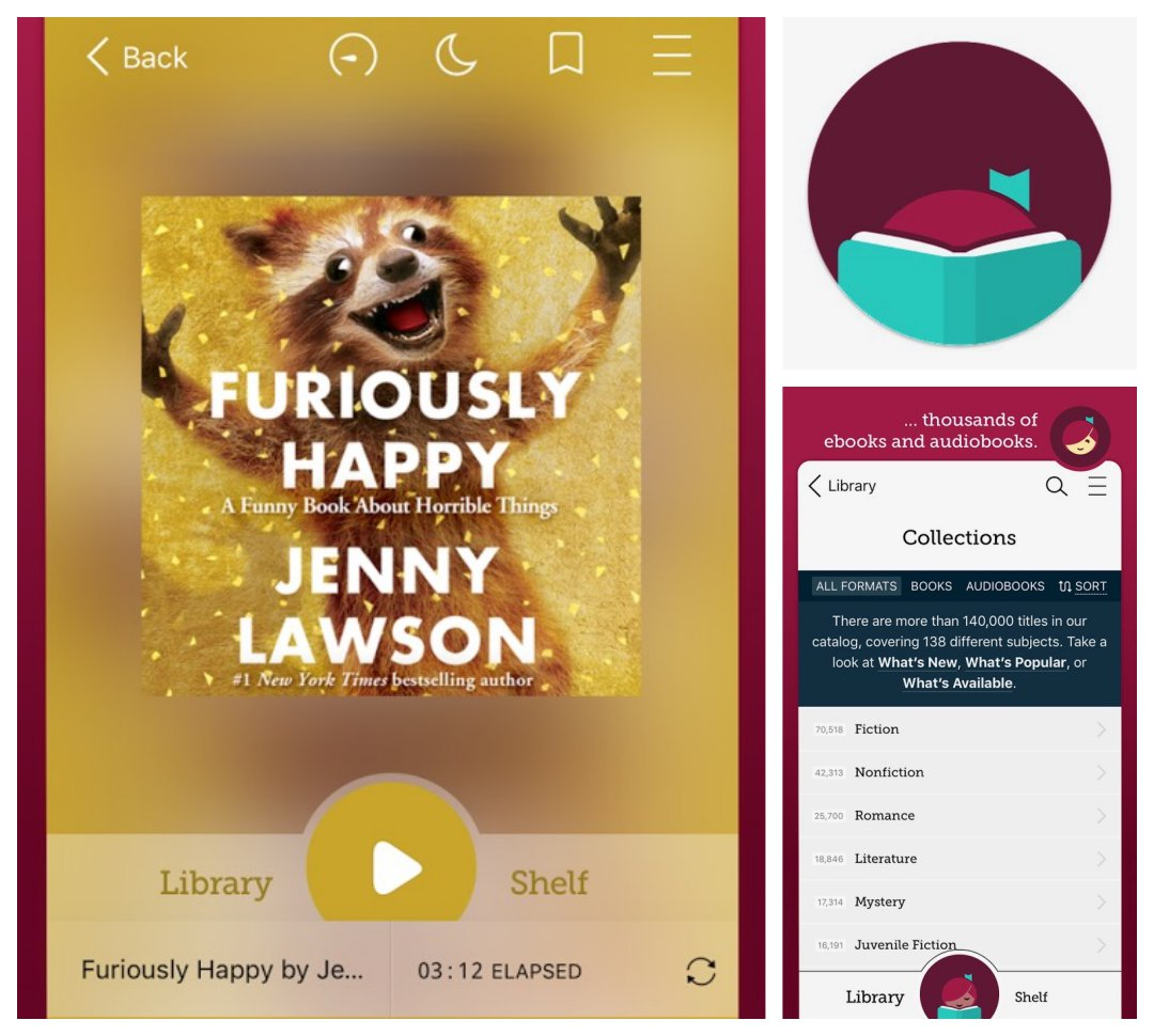 Audiobooks apps for Android worth trying - Libby