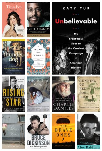 Kindle Daily Deal, 18 February 2018 - save up to 85% on Kindle biographies and memoirs