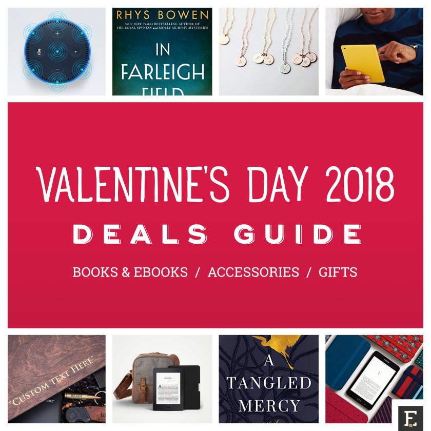 The best Valentine's Day 2018 deals: books, ebooks, devices, accessories, personal gifts