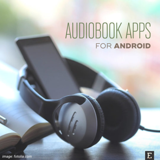 The best audiobook Android apps available in Google Play Store