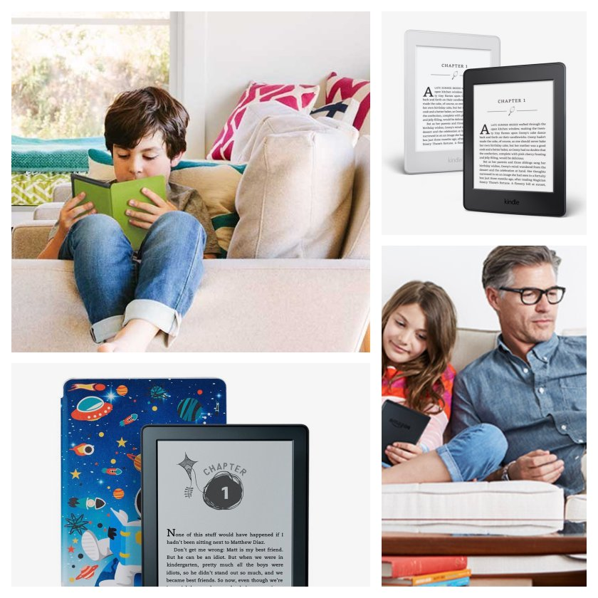 National Reading Month 2018 - deals on Kindle and Kindle Paperwhite