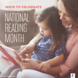 17 easy and enjoyable ways to celebrate National Reading Month