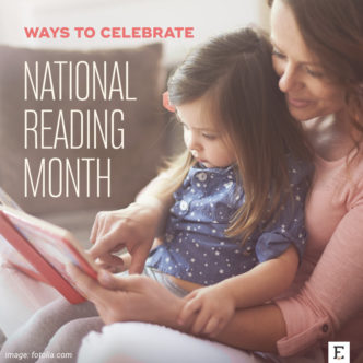 National Reading Month - the best ways to celebrate
