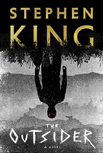 The Outsider by Stephen King - bestselling books of spring 2018