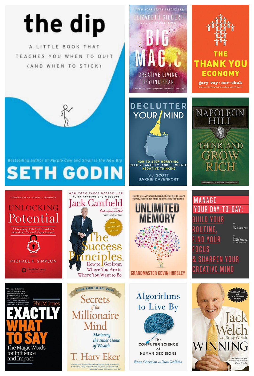 Top business reads for Kindle are up to 85% off
