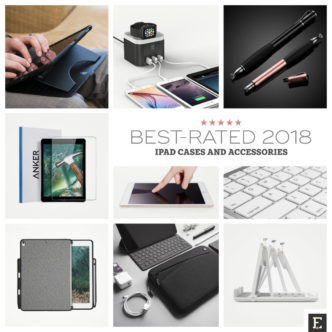 Top-rated iPad cases and accessories to get in 2018