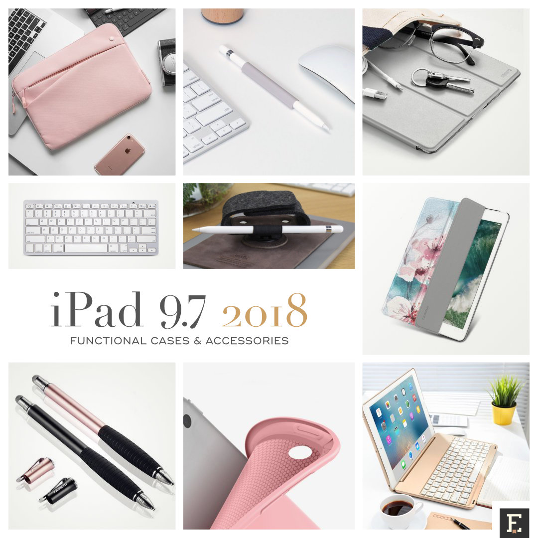 27 Most Stylish Apple Ipad 9 7 2018 Cases And Accessories You Can Get