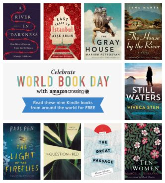 Celebrate World Book Day 2018 with free Kindle books in translation