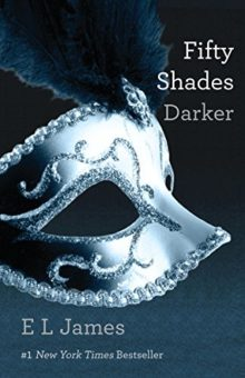 Fifty Shades Darker - E.L. James - top library checkouts by OverDrive