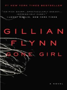 Gone Girl - Gillian Flynn - top library checkouts of all time